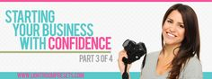 Starting Your Business With Confidence: What Are You Afraid Of? | Pretty Presets for Lightroom