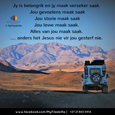 Jy is belangrik en jy maak verseker saak. Counselling Training, Inspiration For The Day, Afrikaanse Quotes, Bible Verses, Scriptures, Night Quotes, Training Courses, Inner Peace, Counseling