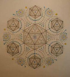 lsciodelia / Sacred Geometry <3