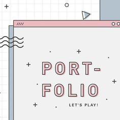 Portfolio Cover Design, Online Portfolio Design, Mise En Page Portfolio, Portfolio Book, Graphic Design Cv, Web Design, Graphic Design Illustration, Graphic Design Inspiration, Layout Design
