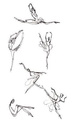 dance tattoo ideas....I love this! If Sadie becomes a dancer this is ...