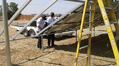 More Solar panels mounted ( Vacaville California HVAC Solano Napa Fairfield Benicia Vallejo Suisun Green Energy ) Solar Panel Installation, Solar Panels, Vacaville California, Heating And Air Conditioning, Weather, Green, Sun Panels, Solar Power Panels, Weather Crafts