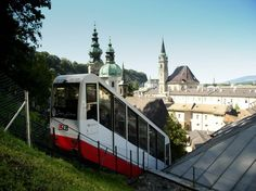 fortress salzburg funicular - Google Search