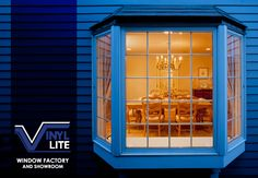 VINYL-LITE WINDOW FACTORY AND SHOWROOM  l  Ways To Maximize Our Home Space With Bay Windows  #WaysForABiggerSpace #HowToMaximizeHomeSpace #BayWindows #WindowReplacement #WindowInstallation #QuickWindowTips #HomeTips