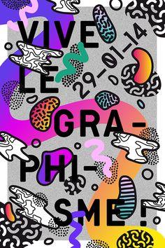 Vive Le Graphisme ! on Behance