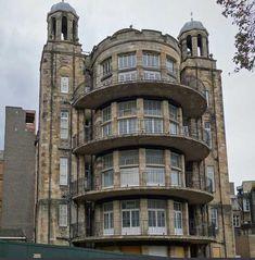 by August 2018 Scotland History, Glasgow Scotland, Scotland Travel, Glasgow Architecture, Visit Edinburgh, Glasgow City, Castle House, Interesting Buildings, Monuments