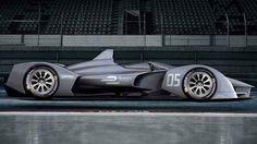 Ecco il primo concept della nuova Formula E. Vi piace? Ho dato un'occhiata alle auto che, secondo la FIA, dovrebbero ispirare il lavoro di Spark Racing Technologies e Dallara, e devo dire che hanno avuto decisamente buon gusto nelle scelte: le prime 2 au #formulae #supercar #energy