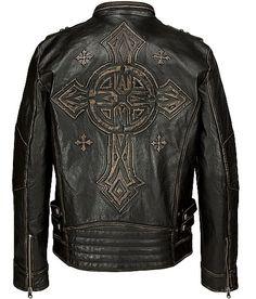 Affliction Black Premium On Any Sunday Jacket