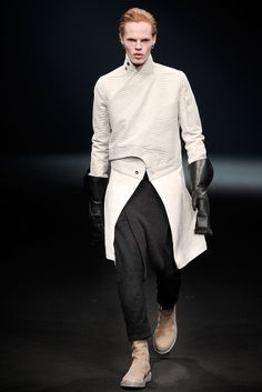 Rick Owens | Fall 2010 Menswear Collection | Style.com