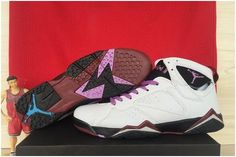 free shipping ec8a1 edc1e Jordan VII(7) Fuchsia Glow Women-0400. Paulnor · air jordan 7 men size shoes