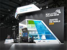171 Stand Design, Booth Design, Exhibition Stall, Trade Show, Exhibit Design, Architecture, Stage, Minimal, Inspiration