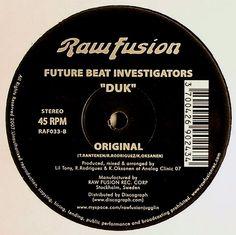 Future Beat Investigators - Duk [Raw Fusion, 2007]