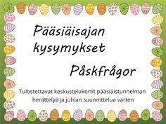 Koti, Religion, Presentation, Easter, Teaching, How To Plan, Peda, Easter Activities, Education