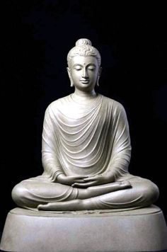 Some sort of simple shape resting the head concerning properly injure arms, clasping bias knee Buddha Zen, Gautama Buddha, Buddha Buddhism, Buddhist Art, Buddha Sculpture, Abstract Sculpture, Meditation, Buddha Painting, Old Cemeteries