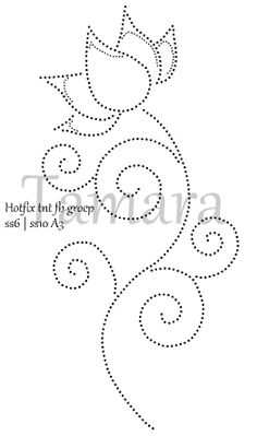 Pretty flower String Art Patterns Letters, String Art Templates, Quilting Stencils, Hand Quilting, Quilting Designs, Embroidery Cards, Hand Embroidery Patterns, Punched Tin Patterns, Sewing Cards