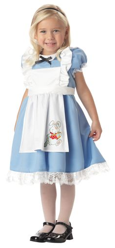 Little Alice in Wonderland Costume @Fantasypartys