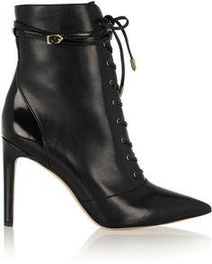 Sam Edelman Bryton Leather Ankle Boots