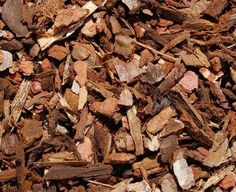 These Melcourt Pine Mini Chips are ideal to neaten your borders and help control summer weeds.  #weed #control #bark