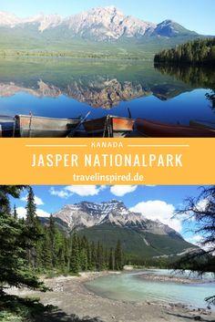 Reisebericht zu unseren Roadtrip Highlights im Jasper Nationalpark. Es gibt den riesigen Athabasca Gletscher, enge Canyons, jede Menge idyllische Seen sowie viele Möglichkeiten zum Wandern und um Tiere in freier Wildbahn zu beobachten!