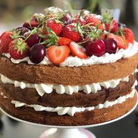 Recept : Dort královny Victorie | ReceptyOnLine.cz - kuchařka, recepty a inspirace Tiramisu, Smoothie, Cheesecake, Pie, Ethnic Recipes, Food, Torte, Cake, Cheesecakes