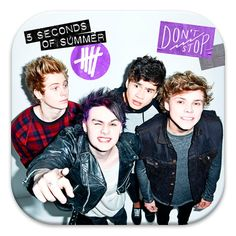 5 Seconds of Summer don't stop<p>Get This 5 Seconds of Summer don't stop Puzzle Games for free<br>Play this game and enjoy the 5 Seconds of Summer don't stop song<br>You can also set as wallpaper when you finish the puzzle<br>Play the game and enjoy the music<p>Note.<br>This is Unofficial Games, i am big fans of 5 Seconds of Summer and i create this games by inspiring from them and 5 Seconds of Summer shows. Thanks 5 Seconds of Summer for the great shows.<p>5 Seconds of Summer don't stop…