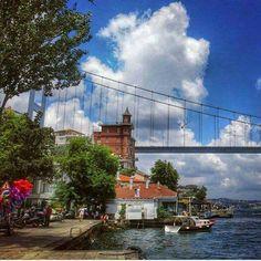 Rumelihisari 2. Boğaz Köprüsü  Istanbul