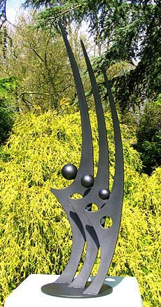 Garden Sculpture Joy