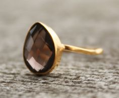 OhKuol  Handmade Gemstone Jewelry and Stacking Rings