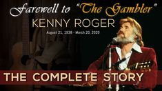 Kenny Rogers, country music icon, dies at the full life story) March 2020 Music Icon, Country Music, Watch, Youtube, Movie Posters, Life, Clock, Bracelet Watch, Film Poster