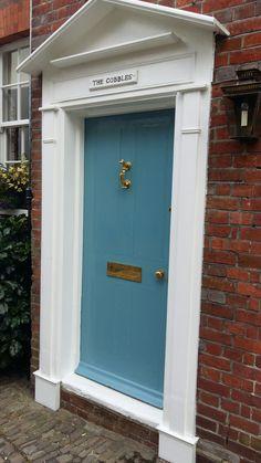 Door seen in Petworth Decor, Outdoor Decor, Petworth, Windows, Garage Doors, Front Door, Home Decor, Doors