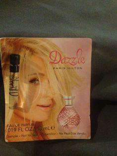 Paris Hilton dazzle .019 fl oz