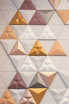 Most recent Screen concrete Wall treatment Strategies , KAZA Concrete Origami Wall Art, 3d Wall Tiles, Diy Wood Wall, 3d Wall Panels, Concrete Tiles, Wall Cladding, Wall Patterns, Wall Treatments, Texture Design