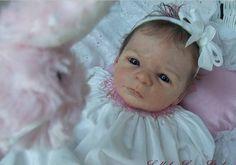 Bebê Reborn Nívea - POR ENCOMENDA! | Meu Bebê Ideal - Arte Reborn | Elo7