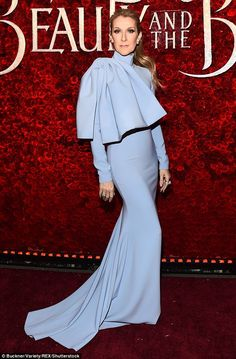 The woman has become such a show stopper <3 !! #celinedion