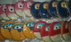 Biscoito decorado Super Wings | ArteJam | Elo7