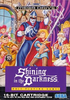 Emularoms: Shining in the Darkness (BR) [ SMD ]