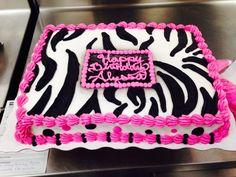 Best 25 Zebra Birthday Cakes Ideas On Pinterest Horse