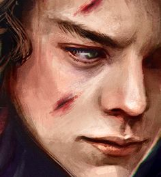 ∞ One Direction [1D] → Superhero Illustrations, Harry Styles Details - by harrypopsz (Amelia The Artist)