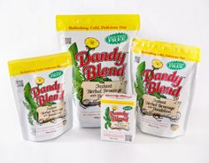 Dandy Blend. A coffee alternative that's good for you. I would like to try it sometime if I can ever find it locally.