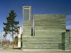 Laajasalon kirkko, Helsinki 2003