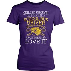 School Bus Driver - Skilled Enough