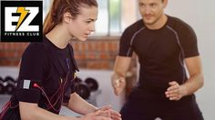 50% off 4 EMS Training Sessions at EZ Gym ($150 instead of $300)