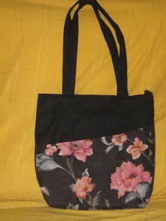 bolso con flores...regalo para mi madre...