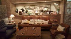 A belíssima sala da vovó. Casa Quintal