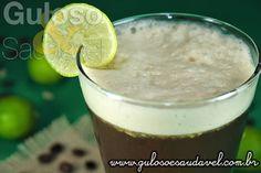 Suco de Limão com Café » Bebidas, Receitas Saudáveis » Guloso e Saudável