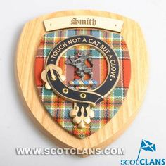 Smith Clan Crest Wal