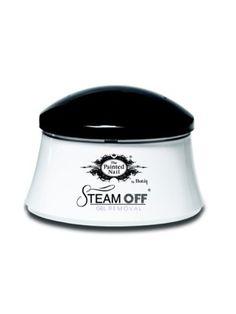 Say Goodbye to Foil Wraps, Now You Can Steam Your Gel Manicure Off!