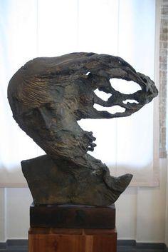 PERICLE FAZZINI  (Grottammare, Ascoli Piceno, 1913 - Roma 1987) Museo  Assisi #TuscanyAgriturismoGiratola
