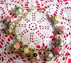 Jingle Bell Waltz Of The Flowers Bracelette by angelsandcrafts, $18.00