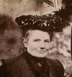 My Journey Back: 52 Ancestors - Elizabeth Danskine (Paterson)